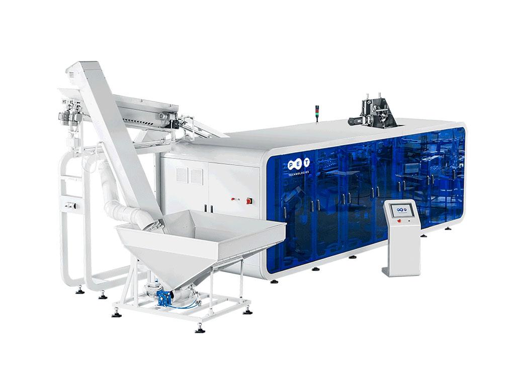 دستگاه تمام اتوماتیک بادکن سری APF - Max 6